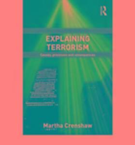 EXPLAINING TERRORISM CRENSHAW als Taschenbuch