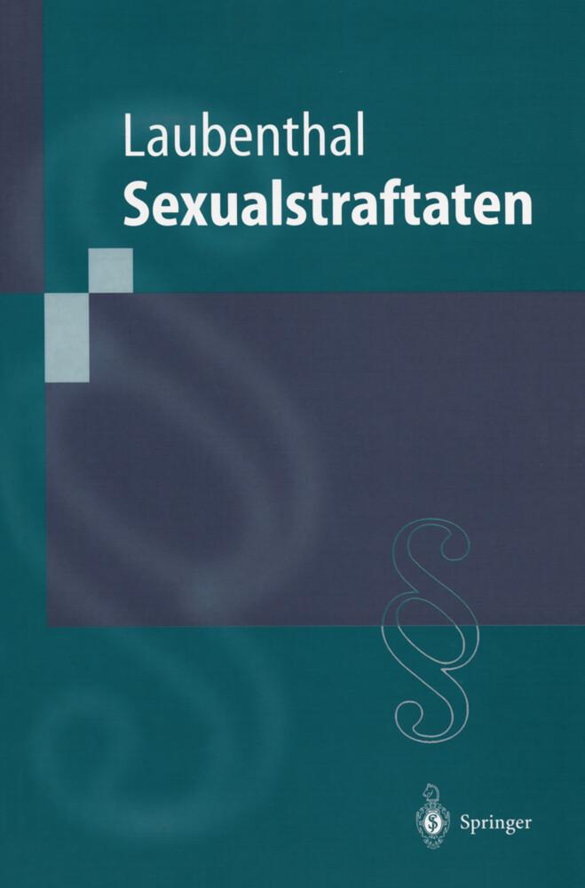 Sexualstraftaten als Buch (gebunden)