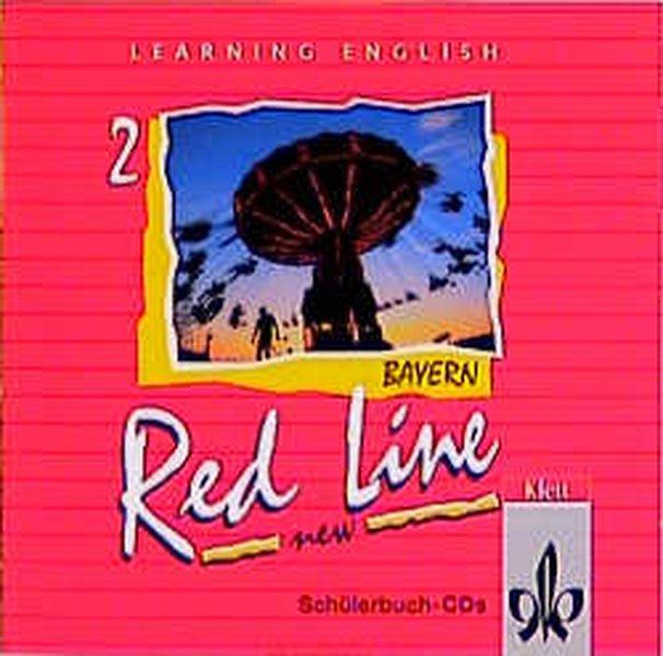 Red Line New 2. Schüler-Audio-CD. Bayern als CD