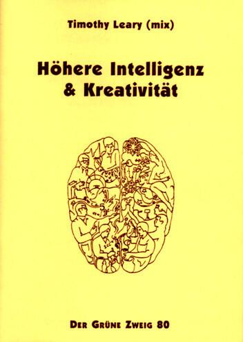 Höhere Intelligenz und Kreativität als Buch (kartoniert)