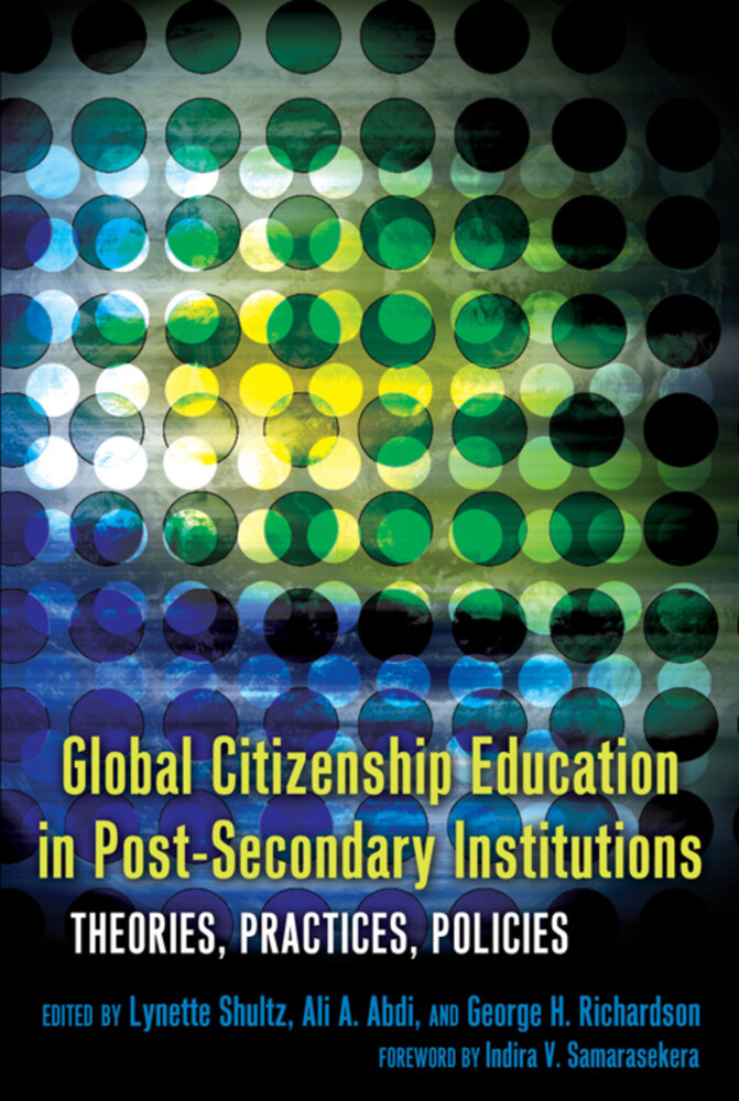Global Citizenship Education in Post-Secondary Institutions als Buch (kartoniert)