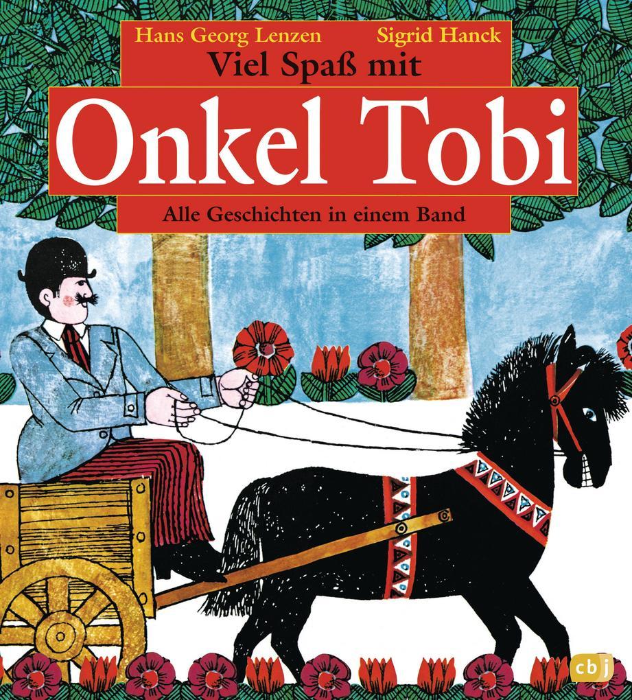 Viel Spaß mit Onkel Tobi als Buch (gebunden)