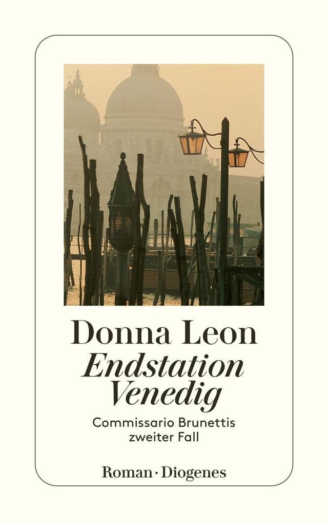 Endstation Venedig als Taschenbuch