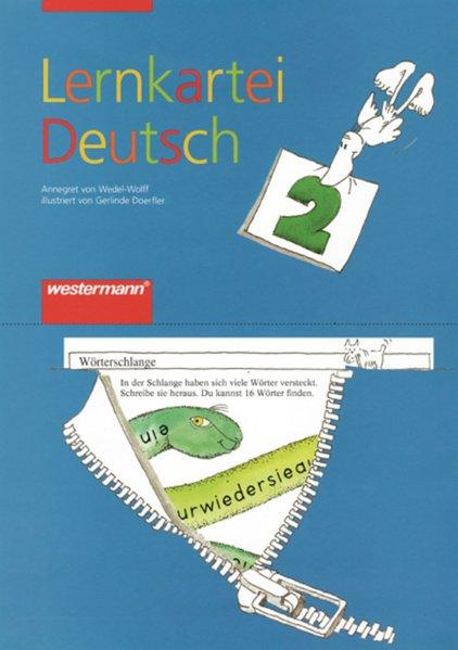 Lernkartei Deutsch als sonstige Artikel