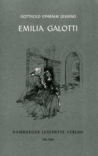 Emilia Galotti als Taschenbuch