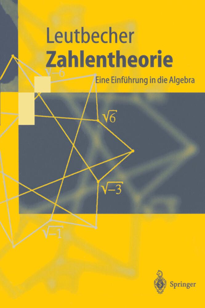 Zahlentheorie als Buch (kartoniert)