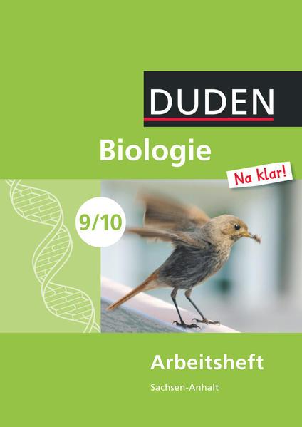 Biologie Na klar! 9./10 Arbeitsheft Sachsen-Anhalt Sekundarschule als Buch (geheftet)