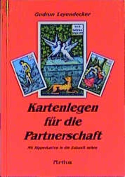 Kartenlegen für die Partnerschaft als Buch (gebunden)