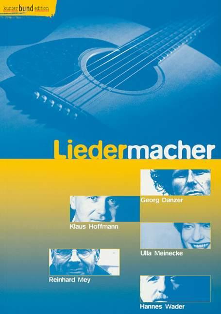 Liedermacher als Buch (kartoniert)