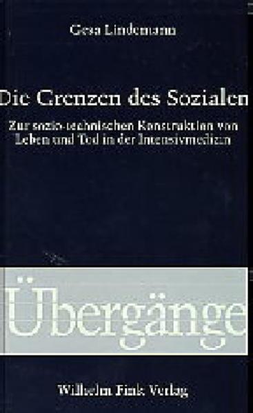 Die Grenzen des Sozialen als Buch (gebunden)