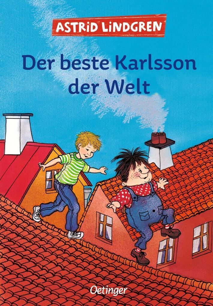 Der beste Karlsson der Welt als Buch (gebunden)