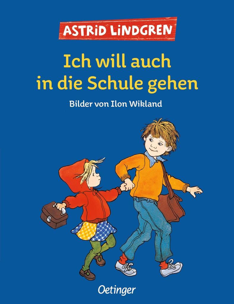 Ich will auch in die Schule gehen als Buch (kartoniert)