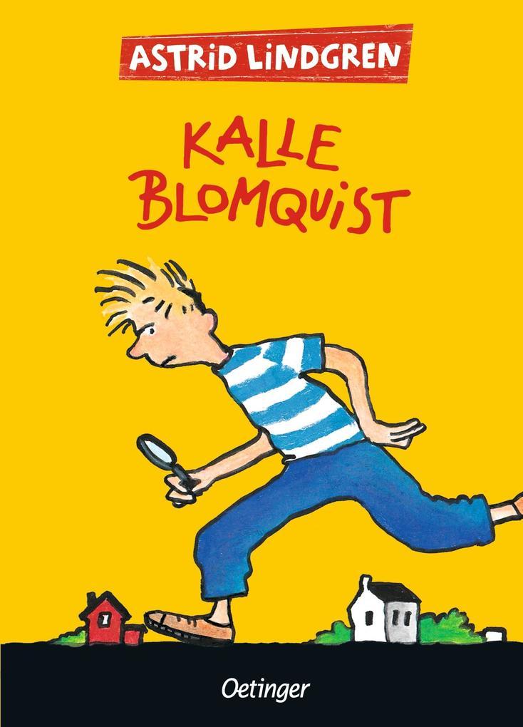 Kalle Blomquist als Buch (gebunden)