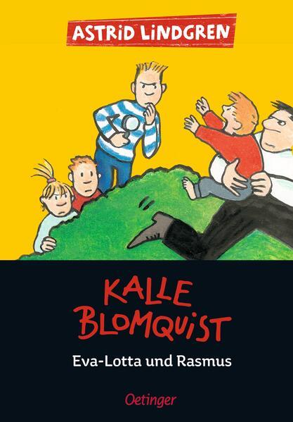 Kalle Blomquist , Eva-Lotta und Rasmus als Buch (gebunden)