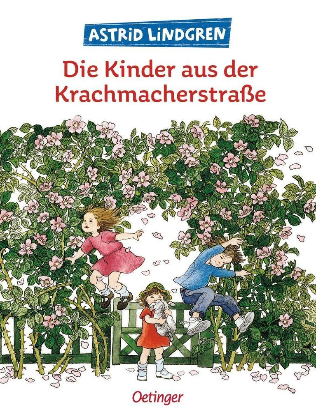 Die Kinder aus der Krachmacherstrasse als Buch (gebunden)