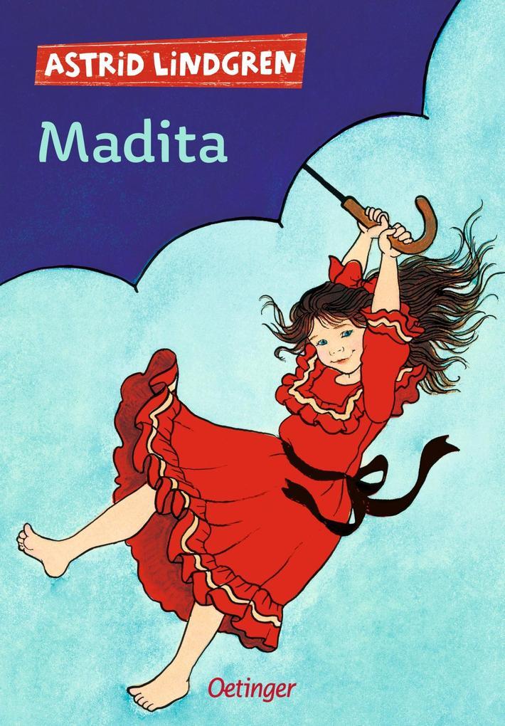 Madita als Buch (gebunden)