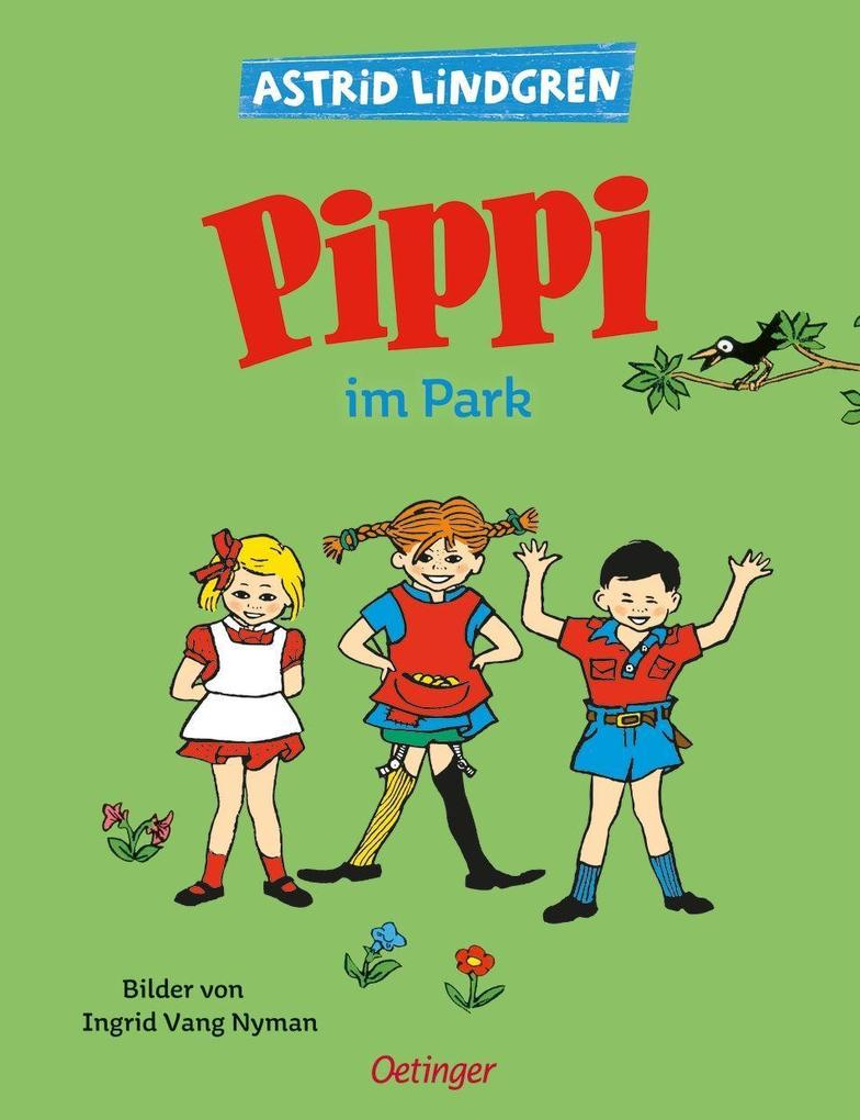 Pippi im Park als Buch (gebunden)
