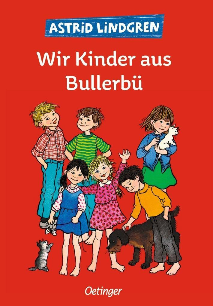 Wir Kinder aus Bullerbü als Buch (gebunden)
