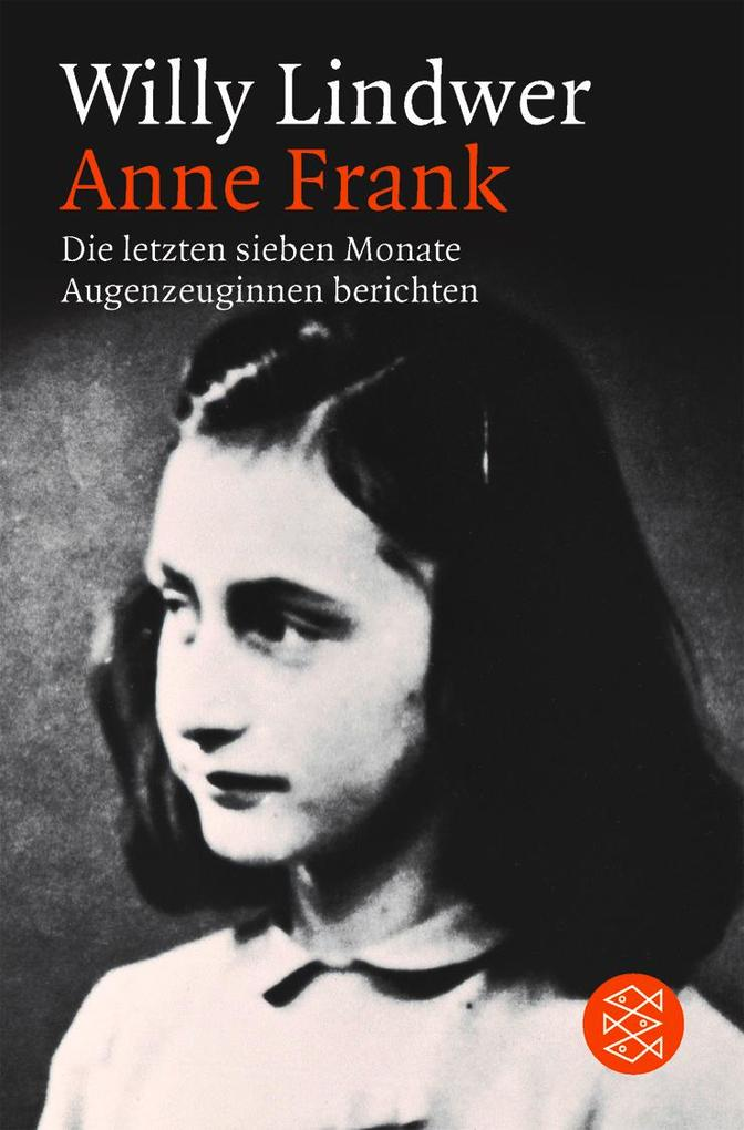 Anne Frank als Taschenbuch
