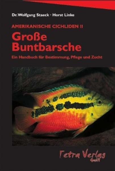 Amerikanische Cichliden 2. Große Buntbarsche als Buch (gebunden)