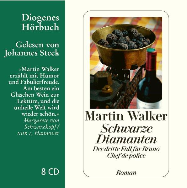 Schwarze Diamanten als Hörbuch CD