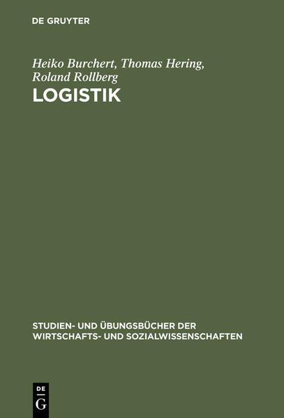 Logistik als Buch (gebunden)