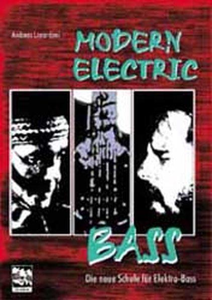 Modern Electric Bass 1 als Buch (kartoniert)