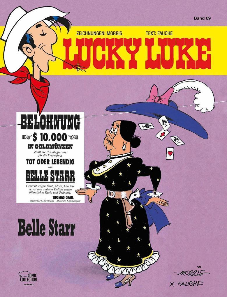 Lucky Luke 69 - Belle Star als Buch (gebunden)