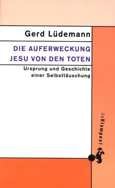Die Auferweckung Jesu von den Toten als Buch (kartoniert)