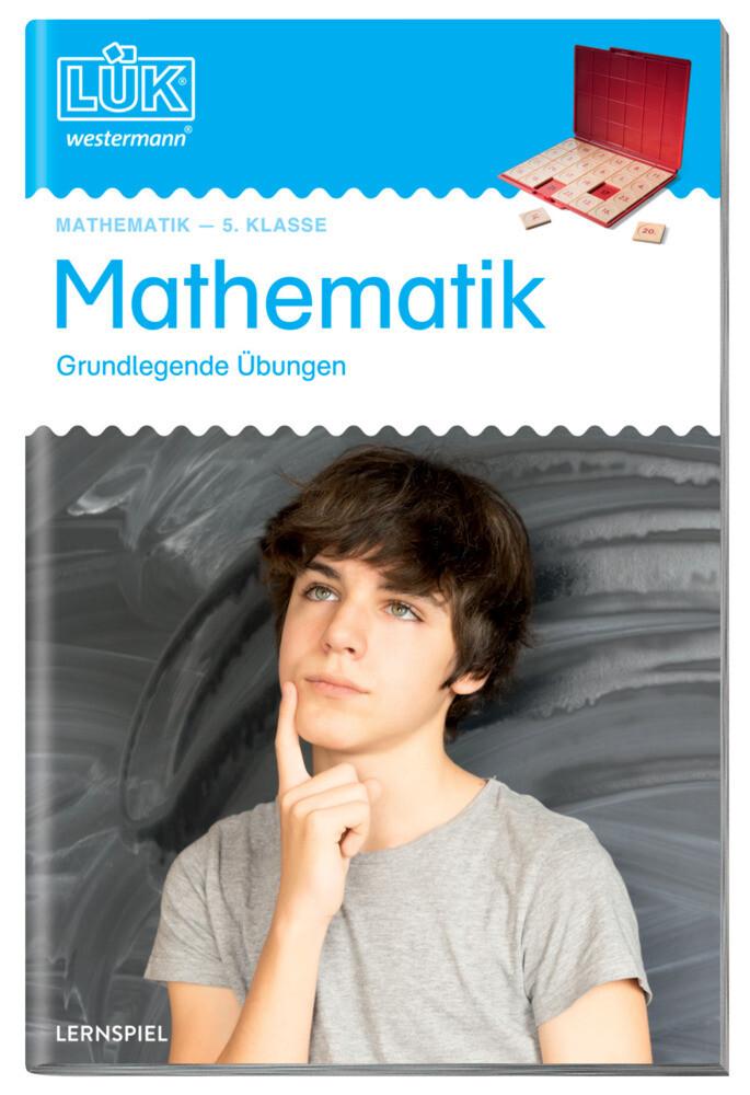 LÜK. Mathematik 5 als Buch (kartoniert)