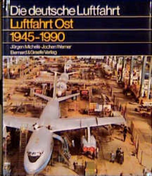 Luftfahrt Ost 1945 - 1990 als Buch (gebunden)
