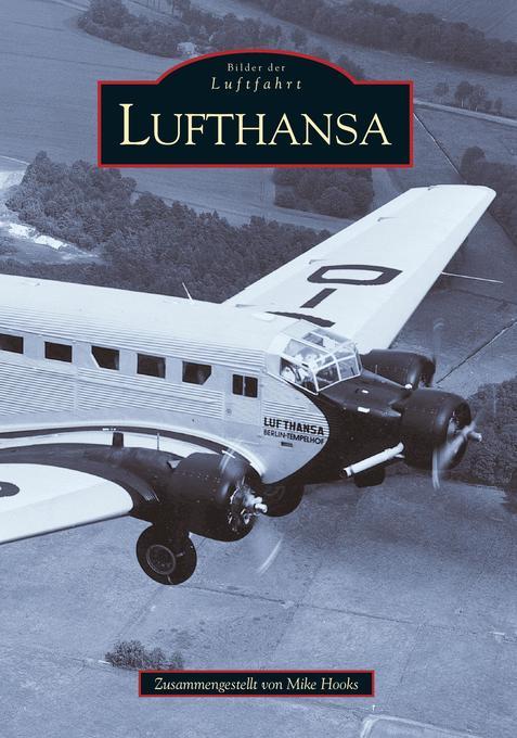Lufthansa als Buch (kartoniert)