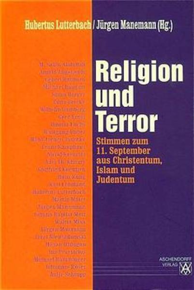 Religion und Terror als Buch (kartoniert)