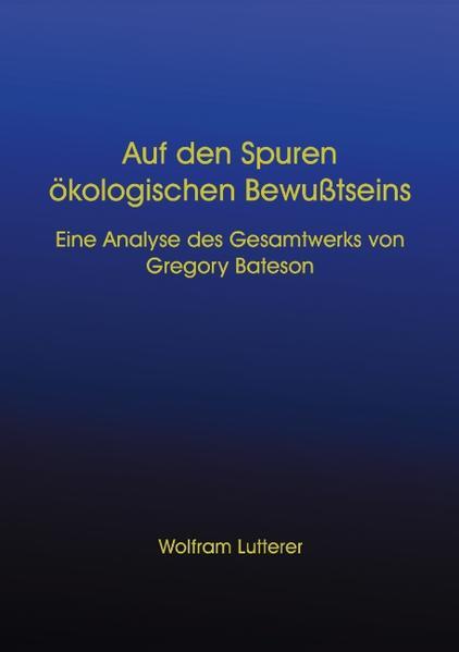 Auf den Spuren ökologischen Bewusstseins als Buch (kartoniert)