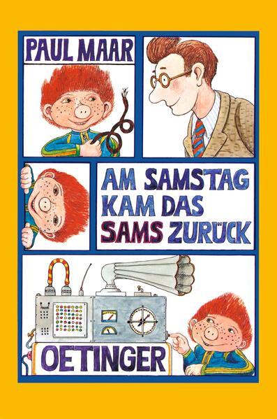 Am Samstag kam das Sams zurück als Buch (gebunden)