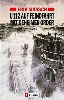 U 122 auf Feindfahrt mit geheimer Order als Taschenbuch