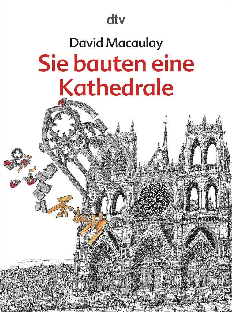 Sie bauten eine Kathedrale als Taschenbuch