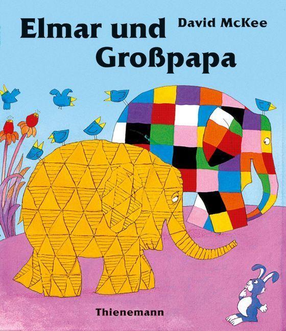 Elmar und Großpapa als Buch (gebunden)