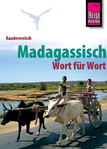 Kauderwelsch Sprachführer Madagassisch - Wort für Wort als Buch (kartoniert)