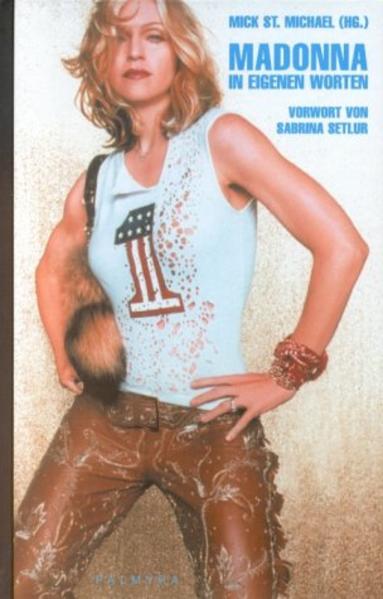Madonna als Buch (gebunden)