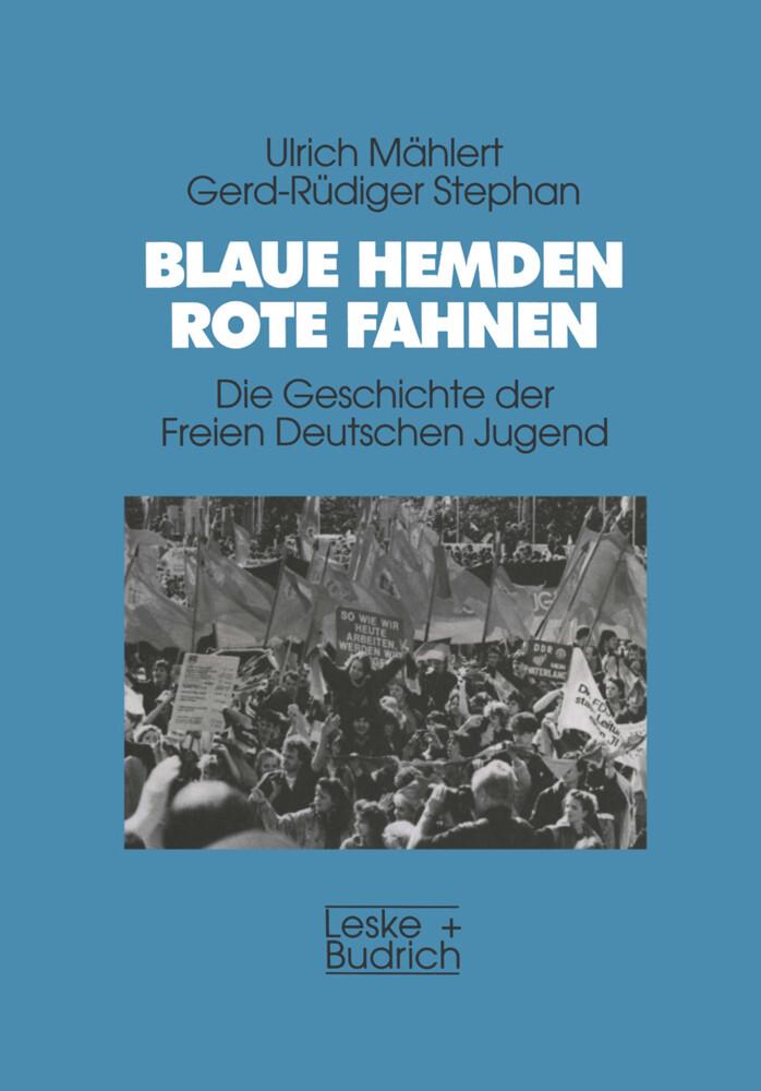Blaue Hemden - Rote Fahnen als Buch (kartoniert)
