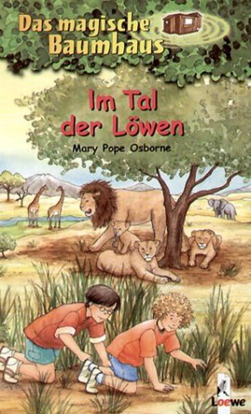 Das magische Baumhaus 11. Im Tal der Löwen als Buch (gebunden)