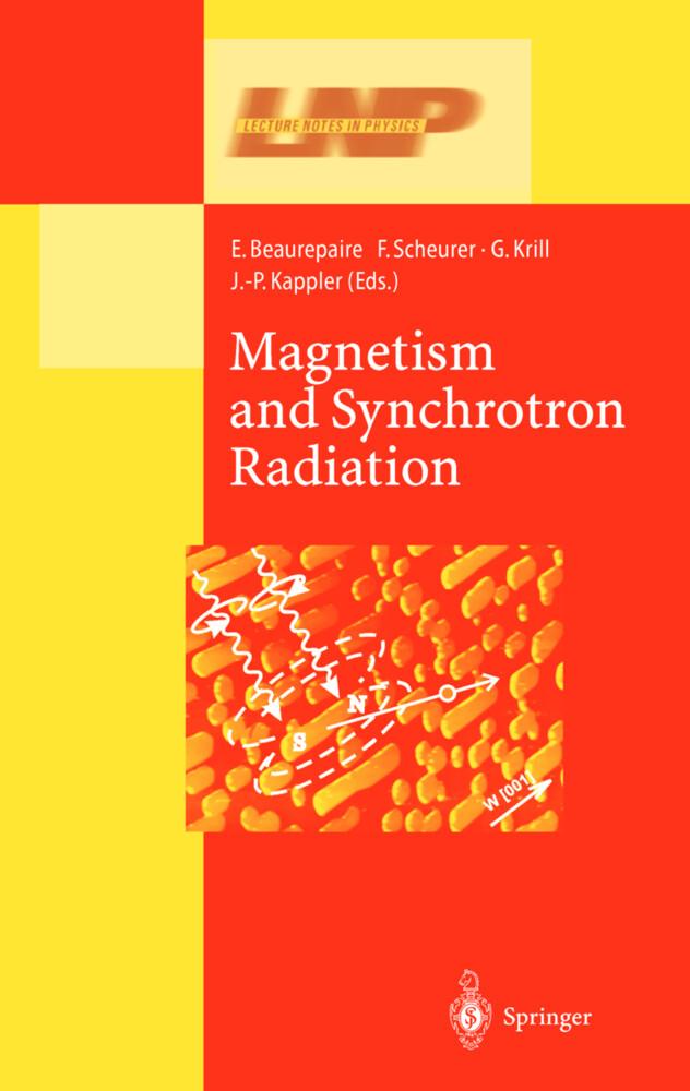 Magnetism and Synchrotron Radiation als Buch (gebunden)