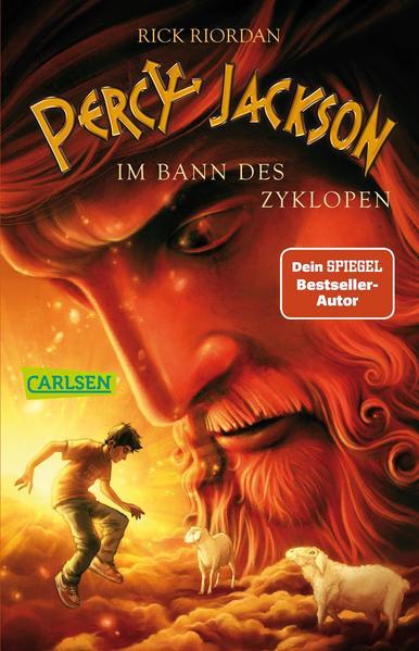 Percy Jackson 02. Im Bann des Zyklopen als Taschenbuch