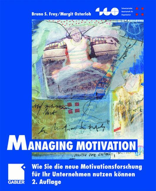 Managing Motivation als Buch (gebunden)