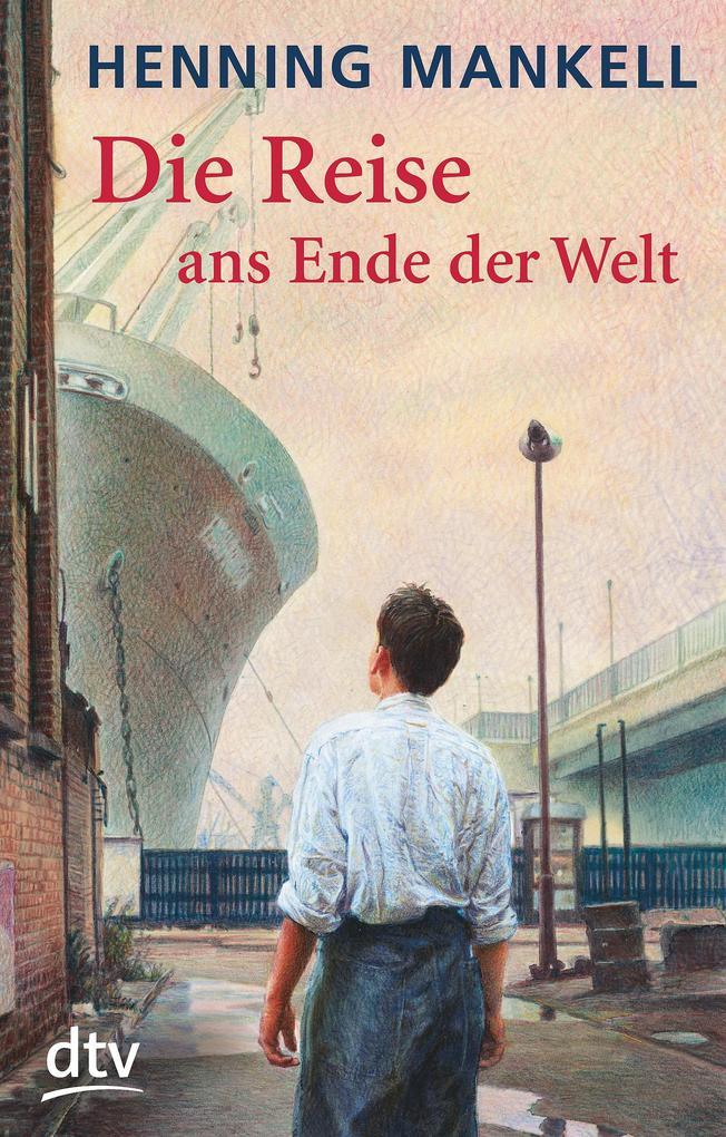 Die Reise ans Ende der Welt als Taschenbuch