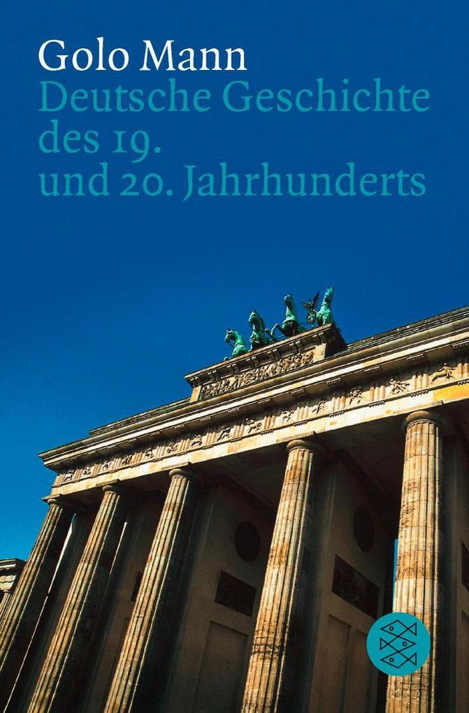 Deutsche Geschichte des 19. und 20. Jahrhunderts als Taschenbuch