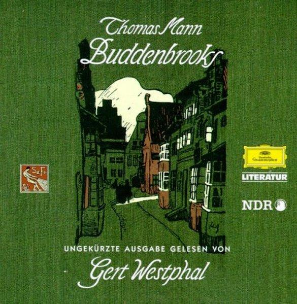 Buddenbrooks. 22 CDs als Hörbuch CD
