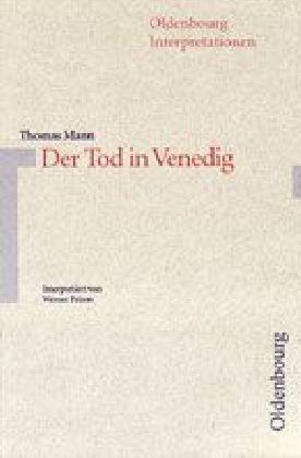 Der Tod in Venedig. Interpretationen als Taschenbuch