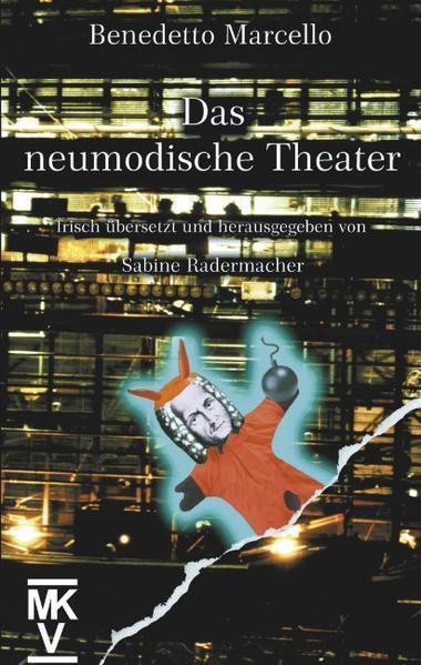 Das neumodische Theater als Buch (kartoniert)